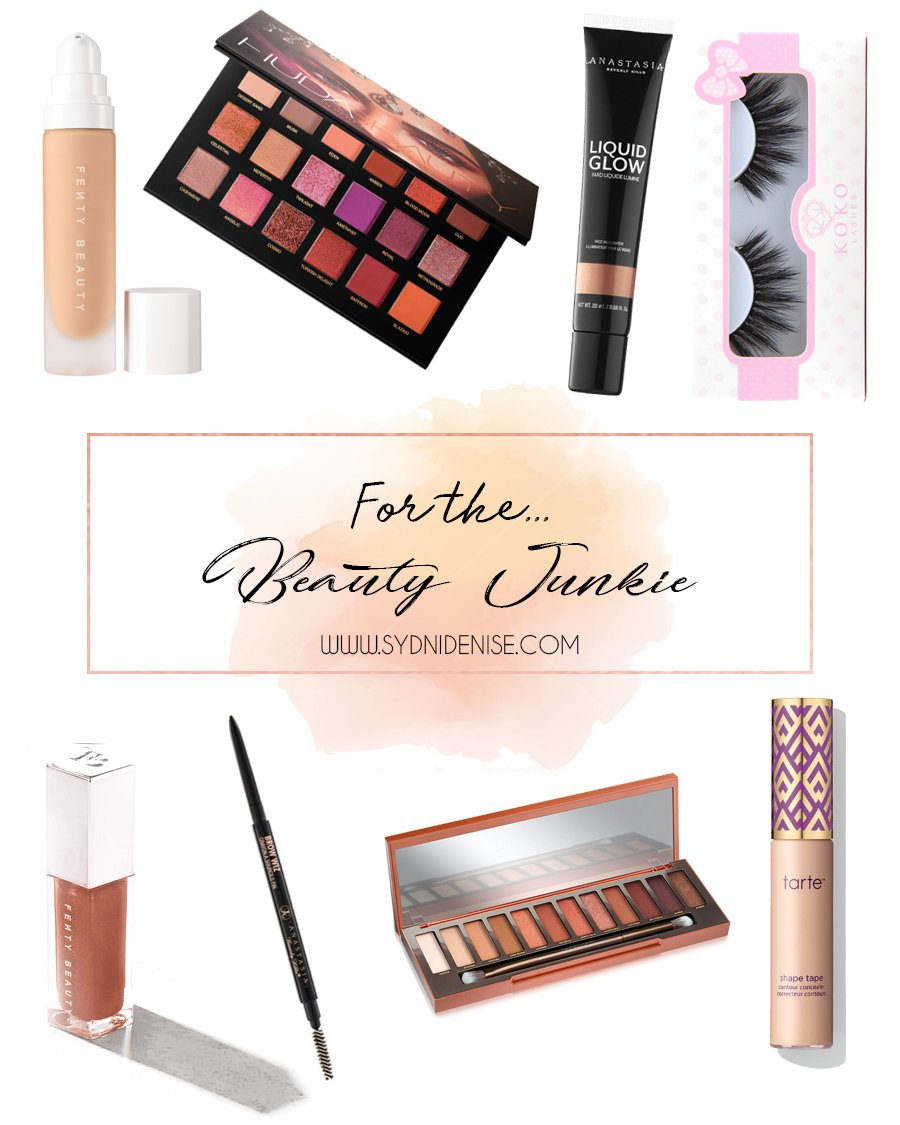 Holiday Gift Guides: For the Beauty Junkie